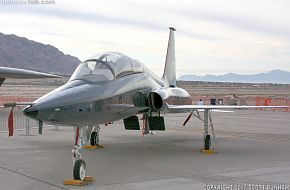 USAF T-38 Talon Jet Trainer Aircraft