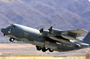 USAF HC-130J Combat King II Transport & Refueling Aircraft