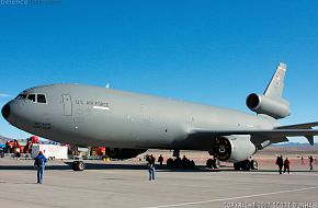 USAF KC-10 Extender Transport & Refueling Aircraft