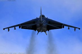USMC AV-8B Harrier Attack Aircraft