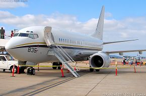 USAF C-40 Clipper Transport Aircraft