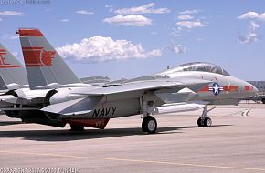 US Navy F-14 Tomcat Fighter Aircraft