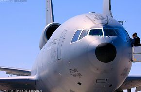 USAF KC-10 Extender Refueling/Transport Aircraft