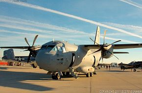 US Army Special Operations C-27J Spartan Combat Transport
