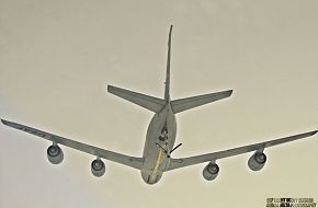 USAF KC-135R Stratotanker Transport and Refueling Aircraft
