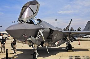 RNLAF F-35A Lightning II Joint Strike Fighter