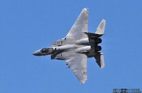 USAF F-15C Air Superiority Fighter