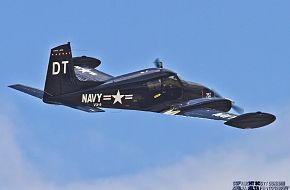 US Navy U-3 Blue Canoe Transport Aircraft