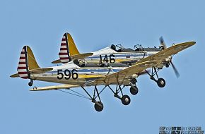USAAC PT-22 Recruit Trainer Aircraft