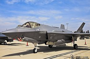 USAF F-35A Lightning II Joint Strike Fighter