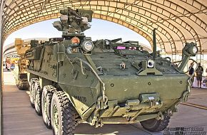 US Army M1126 Stryker Infantry Combat Vehicle