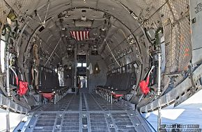 US Army Special Operations C-27J Spartan Combat Transport Aircraft