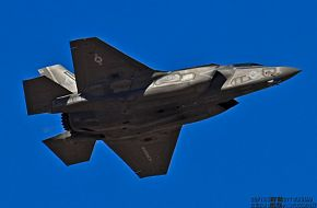 USMC F-35B Lightning II STOVL Joint Strike Fighter