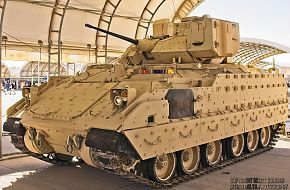 US Army M2A3 Bradley Infantry Fighting Vehicle