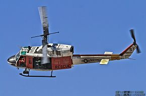 USMC HH-1N Huey CSAR Helicopter