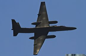 USAF U-2 Dragon Lady High Altitude Reconnaissance Aircraft