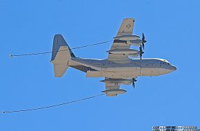 USMC KC-130J Super Hercules Transport/Tanker