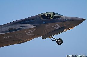 USMC F-35B Panther STOVL Joint Strike Fighter