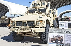 US Army M-ATV MRAP