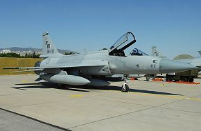 JF-17 Thunder Fighter Jet