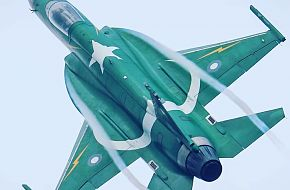 PAF JF-17 Fighter Jet
