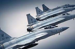 PAF JF-17 Fighter Jets