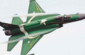 Pakistan JF-17 Fighter Aircraft