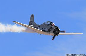 USMC T-28 Trojan Training Aircraft