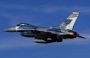 F-16 Fighting Falcon 64th Aggressor Squadron