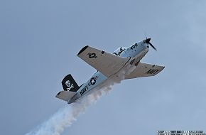 US Navy T-34 Mentor Training Aircraft