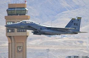 USAF F-15E Strike Eagle Fighter/Attack Aircraft