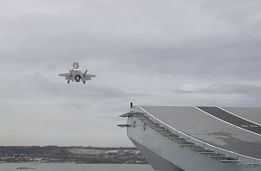 F-35B - Royal Navy - UK