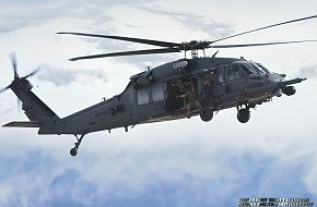 USAF HH-60 Pave Hawk Combat Search & Rescue Helicopter
