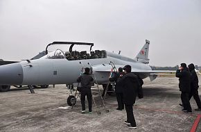 JF-17B Dual Seat Fighter Jet - PAF