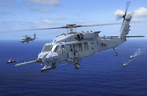 HH-60W Combat Rescue Helicopter