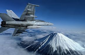 "F/A-18F Super Hornet - ""Diamondbacks"" of Strike Fighter Squadron"