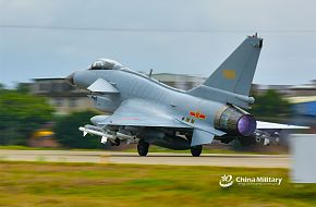 J-10 Fighter Jet - Chinese Air Force