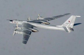 Tupolev Tu-142 - Russian Air Force