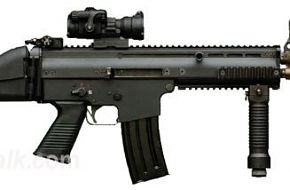US SOCOM SCAR Rifle
