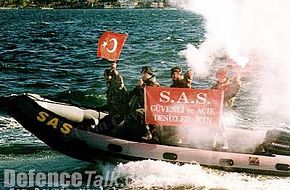 SAT&SAS - Turkish Naval Special Forces
