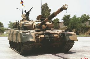 Al-Khalid- Main Battle Tank