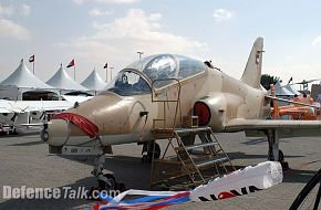 UAE Air Force- Hawk trainer