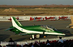 Royal Saudi Air Force- Hawk Mk65