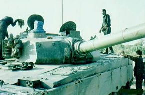 Pakistan Army Al-Khalid MBT