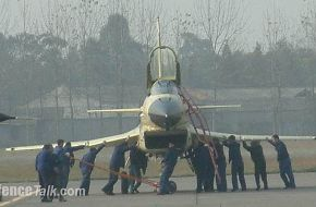 J-10 - Multi Role Fighter/Bomber