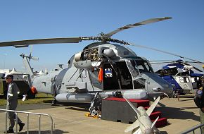 RAN Kaman Super Seasprite SH-2G helo at Avalon Airshow