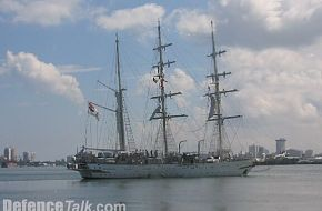 INS Tarangini (Varuna Class Sail Training Ship)
