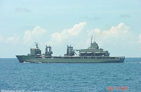 INS Aditya Replenishment & Repair Ship