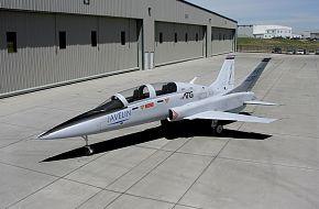 Javelin Advance Jet Trainer