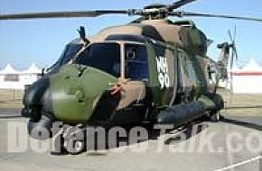 New Zealands 12 new NH90 TTH